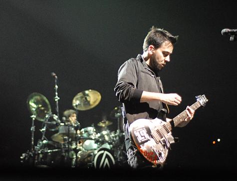 Linkin Park, Coheed & Cambria, Chiodos