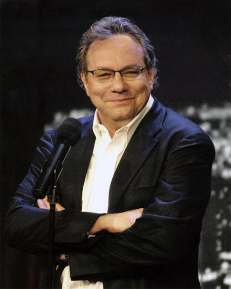 Lewis Black Comments on American Myths and Legends