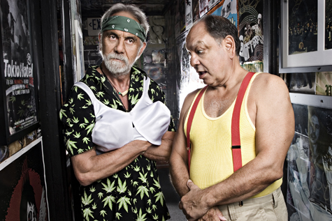 Cheech & Chong Are Back