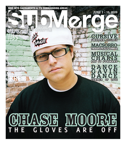 Chase Moore interview