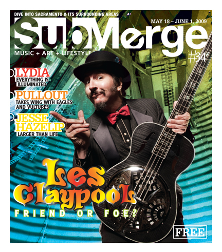 Les Claypool interview