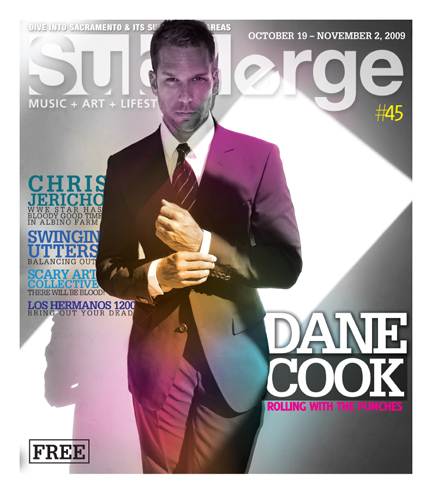Dane Cook interview October 2009