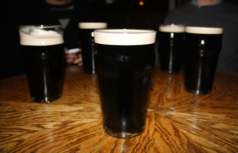 Guinness in Sacramento