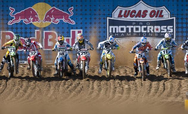 Photo: Garth Milan / Red Bull Media House / AMA Pro Motocross Championship 2012 - Hangtown, Sacramento
