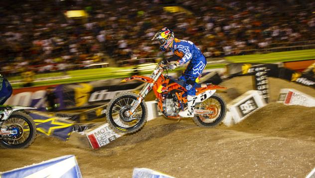 Photo: Garth Milan / Red Bull Content Pool AMA Supercross 2013 - Las Vegas