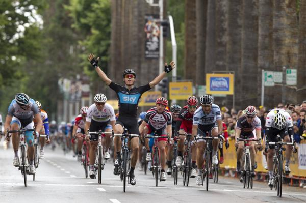 The Stream-Amgen Tour of CA