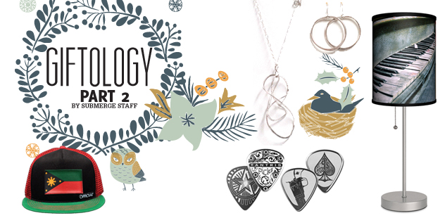 The 2013 Submerge Holiday Gift Guide | By Submerge Staff