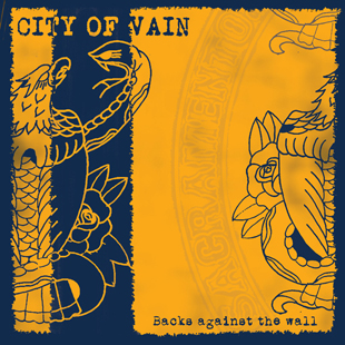 City of Vain-Backs Against the Wall-web