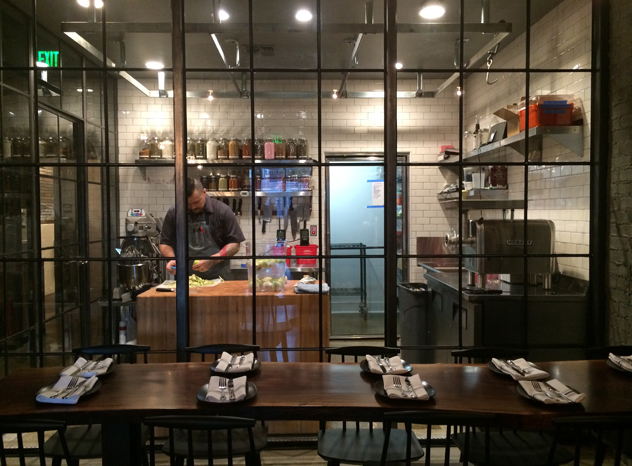 whiskey wine meats block butcher bar is open for