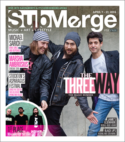 The_Threee_Way_s_Submerge_Mag_Cover