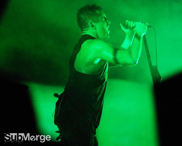 {Nine Inch Nails}