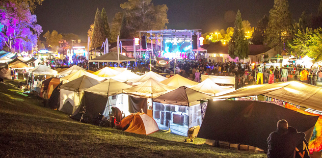 HEAR: 30+ Artists on Three Stages at the Hangtown Halloween Ball ...