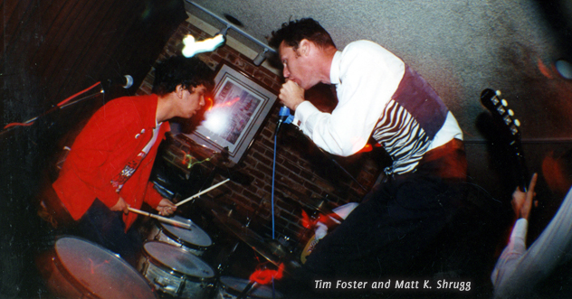tim foster and matt k. shrugg from tmakers-Submerge