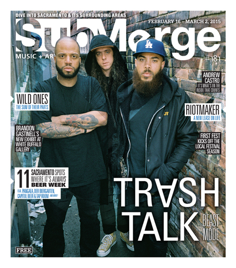 Trash Talk_S_Submerge_Mag_Cover