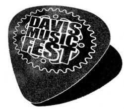 davis music fest logo