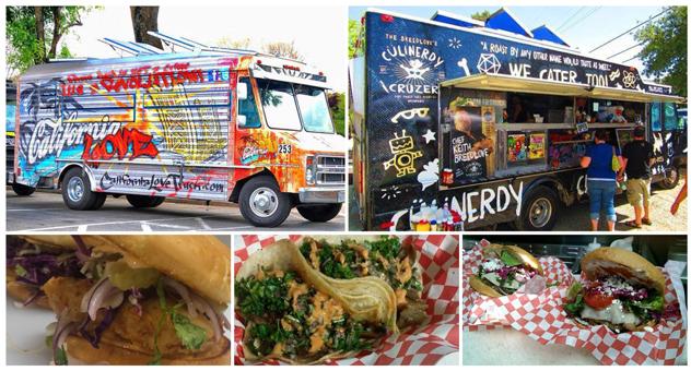 TASTE Fantasy Food Truck Showdown