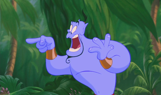 Real Genie Wishes What if Genies Were Real