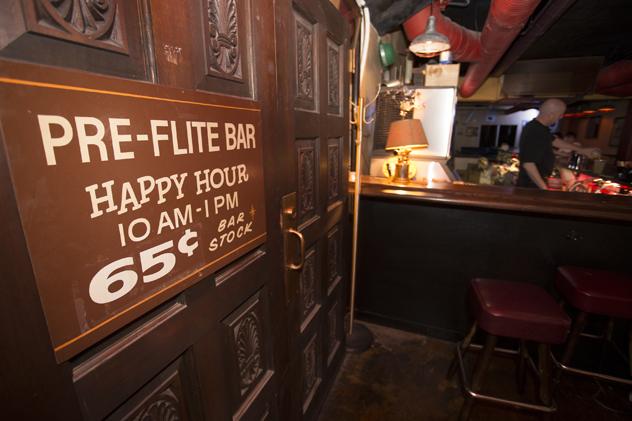 Pre-Flite Lounge