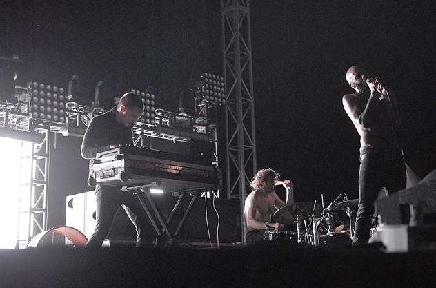 TBD Fest: Death Grips | Photo by Melissa Welliver