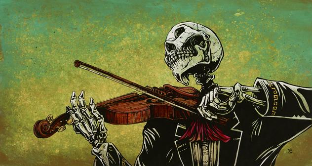 David Lozeau | El Violinista