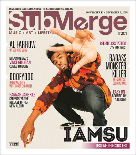 Submerge interview with IAMSU
