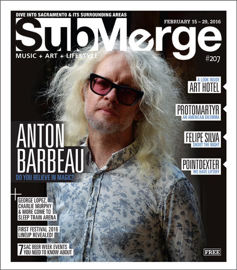 Anton Barbeau | Submerge Magazine
