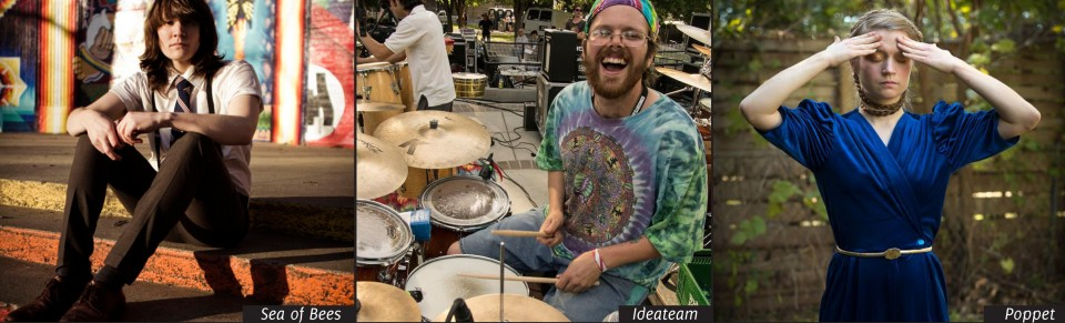 R Street Block Party 2016 May music