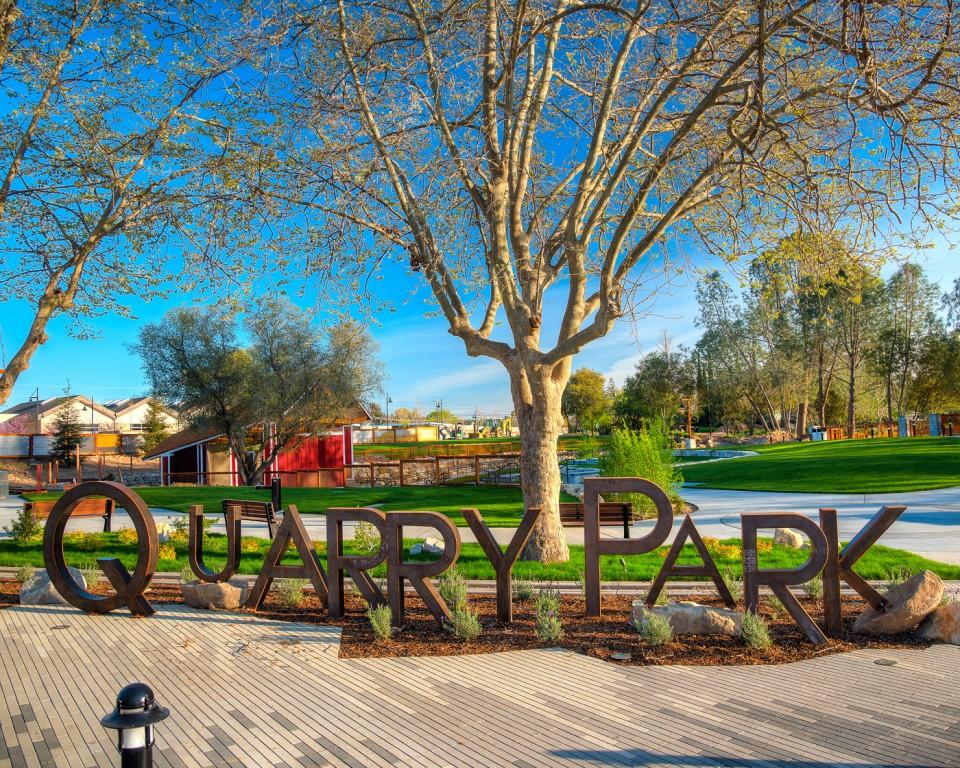 Rocklin Quarry Park