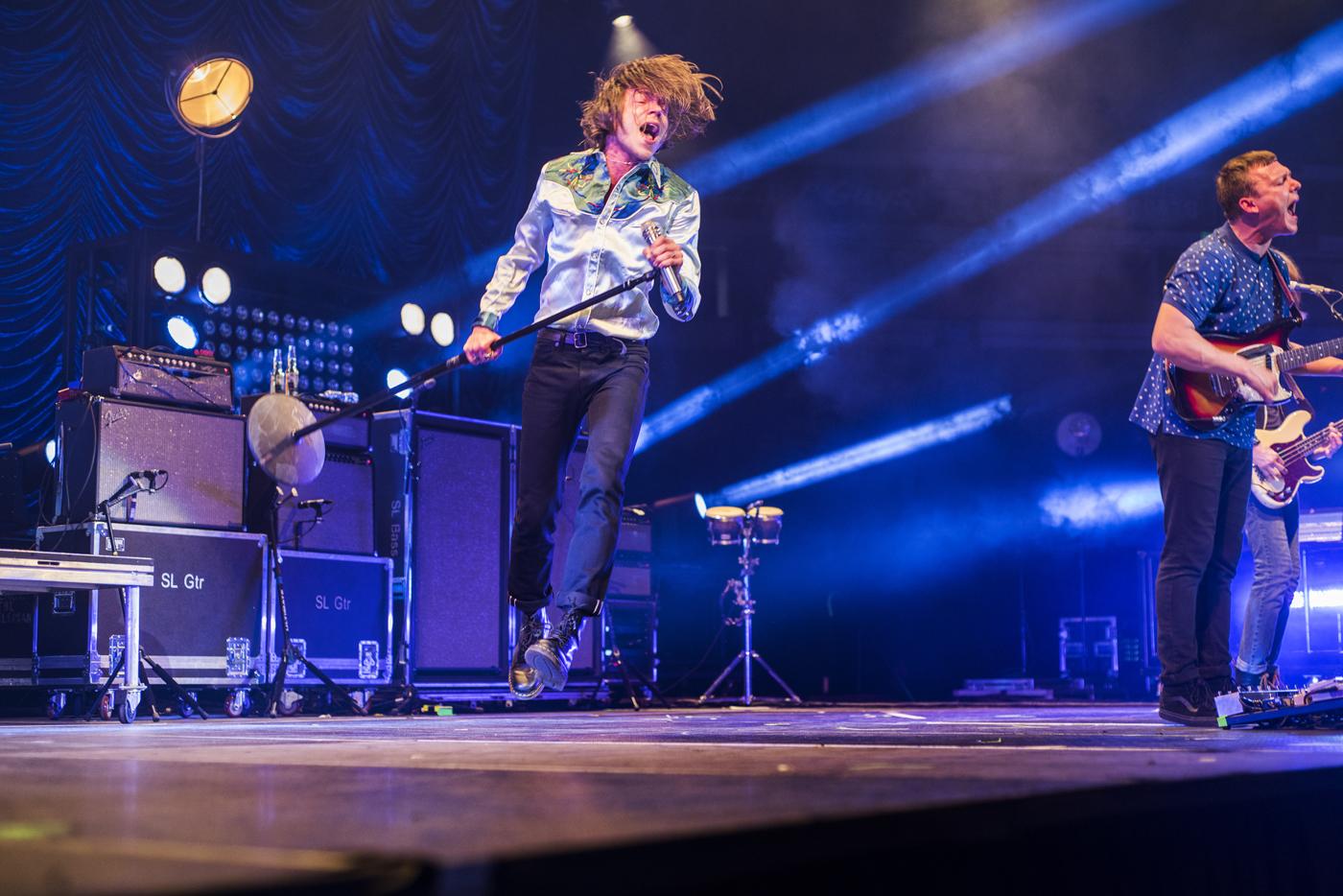 Cage the Elephant |Spring Fling Rock AF 2016 Tour