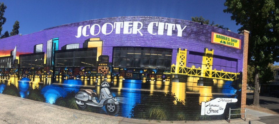 Scooter City | Sacramento