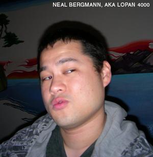 Neal Bergmann aka Lopan 4000