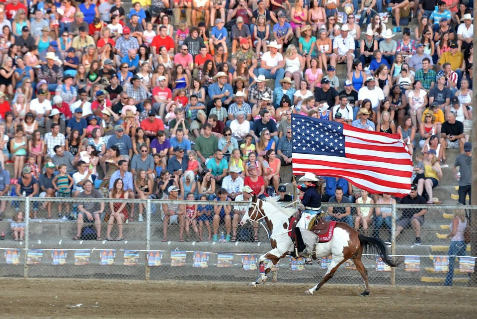 Get Bucked Into Outer Space At The 56th Annual Folsom Pro