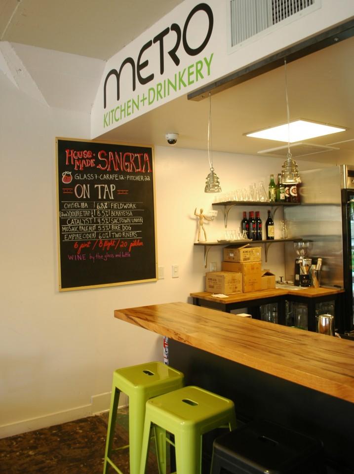 Metro Kitchen + Drinkery