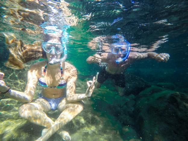 Yuba River | Submerge | Ellen Baker