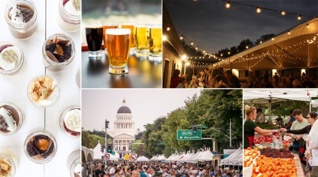 Five Upcoming Sacramento-Area Events Where You Can Eat and Drink Your Hearts Out