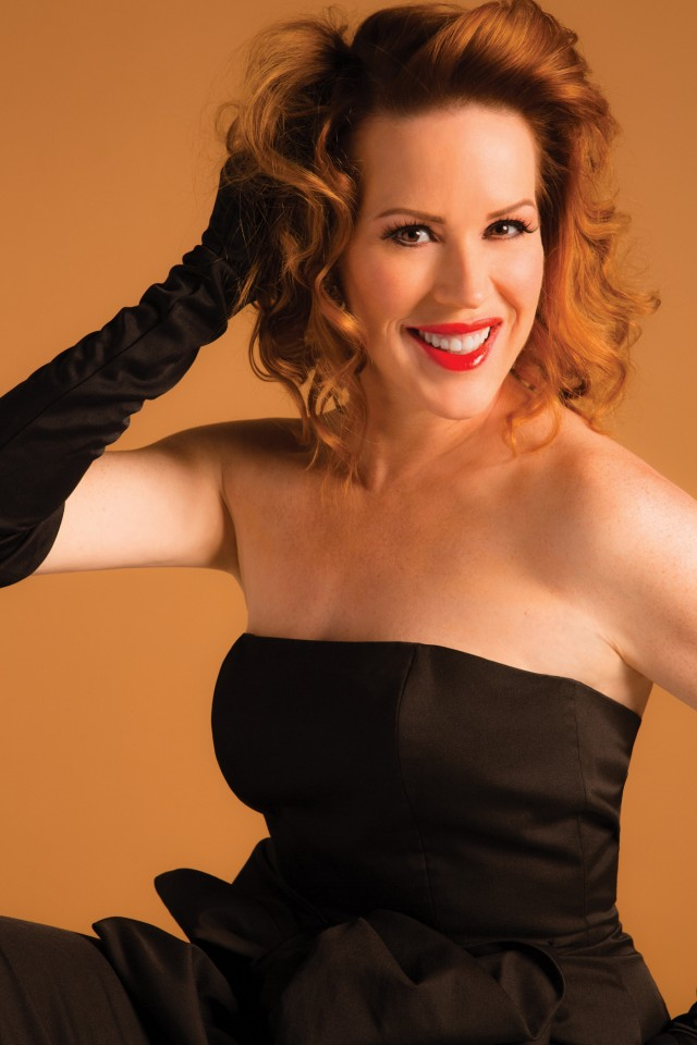 Molly Ringwald interview Submerge