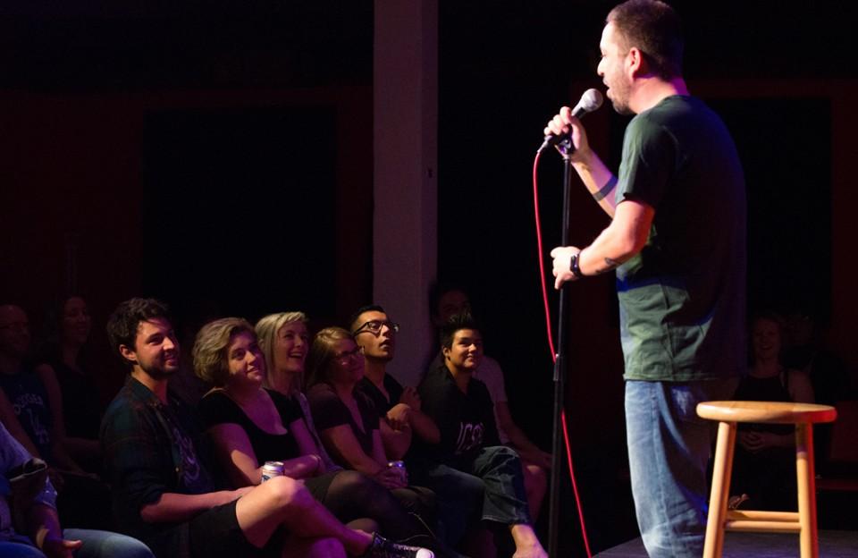 Sac Comedy Festival