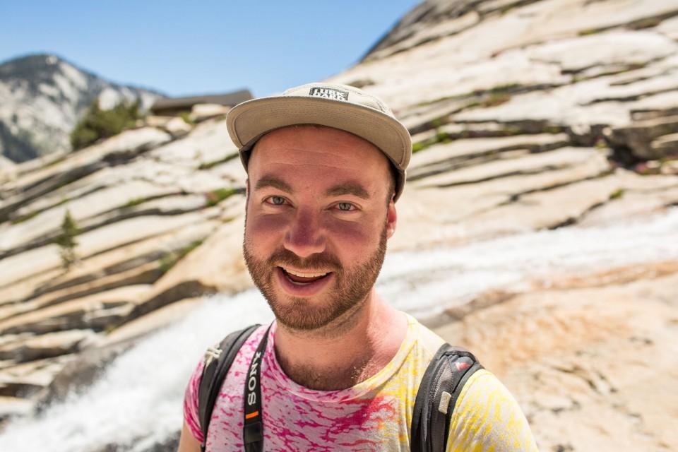 Zach Liptak | Photo by Brandon Russell of Minaret Photography