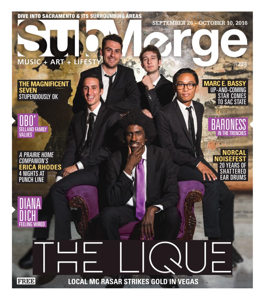 The Lique | Submerge