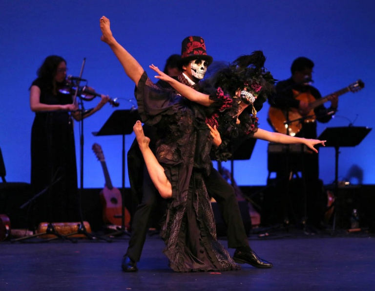 Calidanza Day of the Dead
