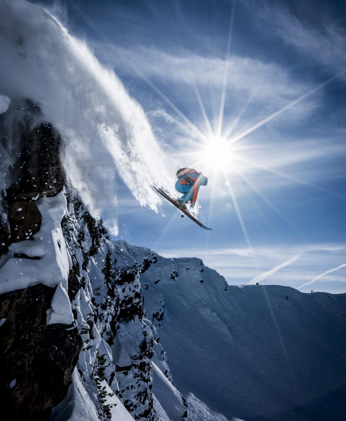 Warren Miller's New Film Here, There & Everywhere