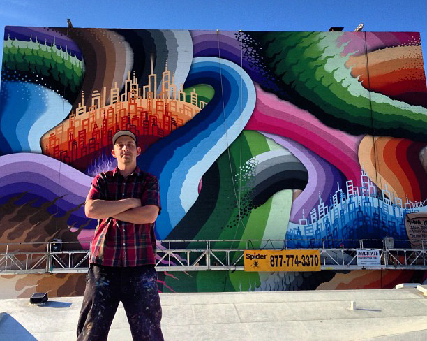 While He Has Gained Prominence With His Accomplishments In The Graffiti World Watts Has A Unique Diversity In His Body Of Work He Is An Illustrator