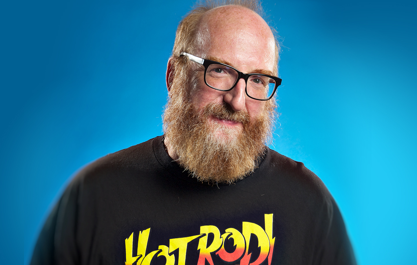 The Circle Of Laughs Comedian And Actor Brian Posehn