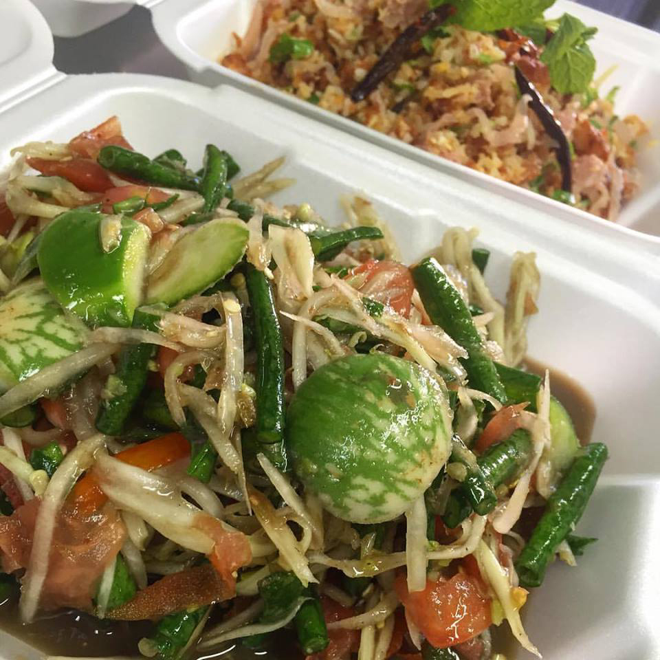Green Papaya | Papaya Salad