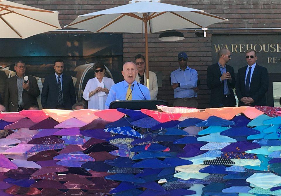 Mayor Darrell Steinberg Sacramento Art Scene