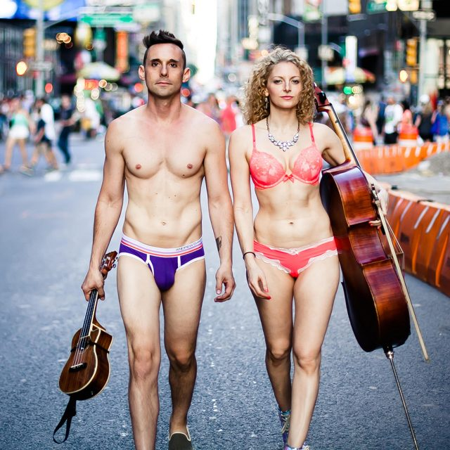 The Skivvies play B Street Theatre in Sacramento