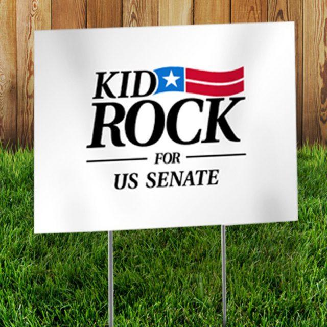 kid rock for senate