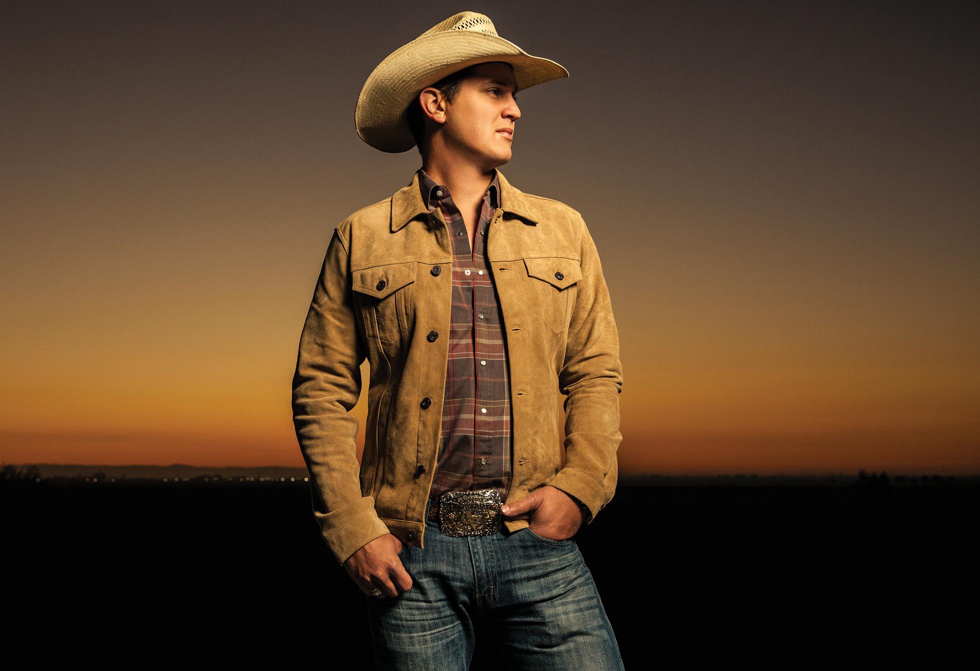 A Country Boy Can Survive Dixon Native Jon Pardi Carves