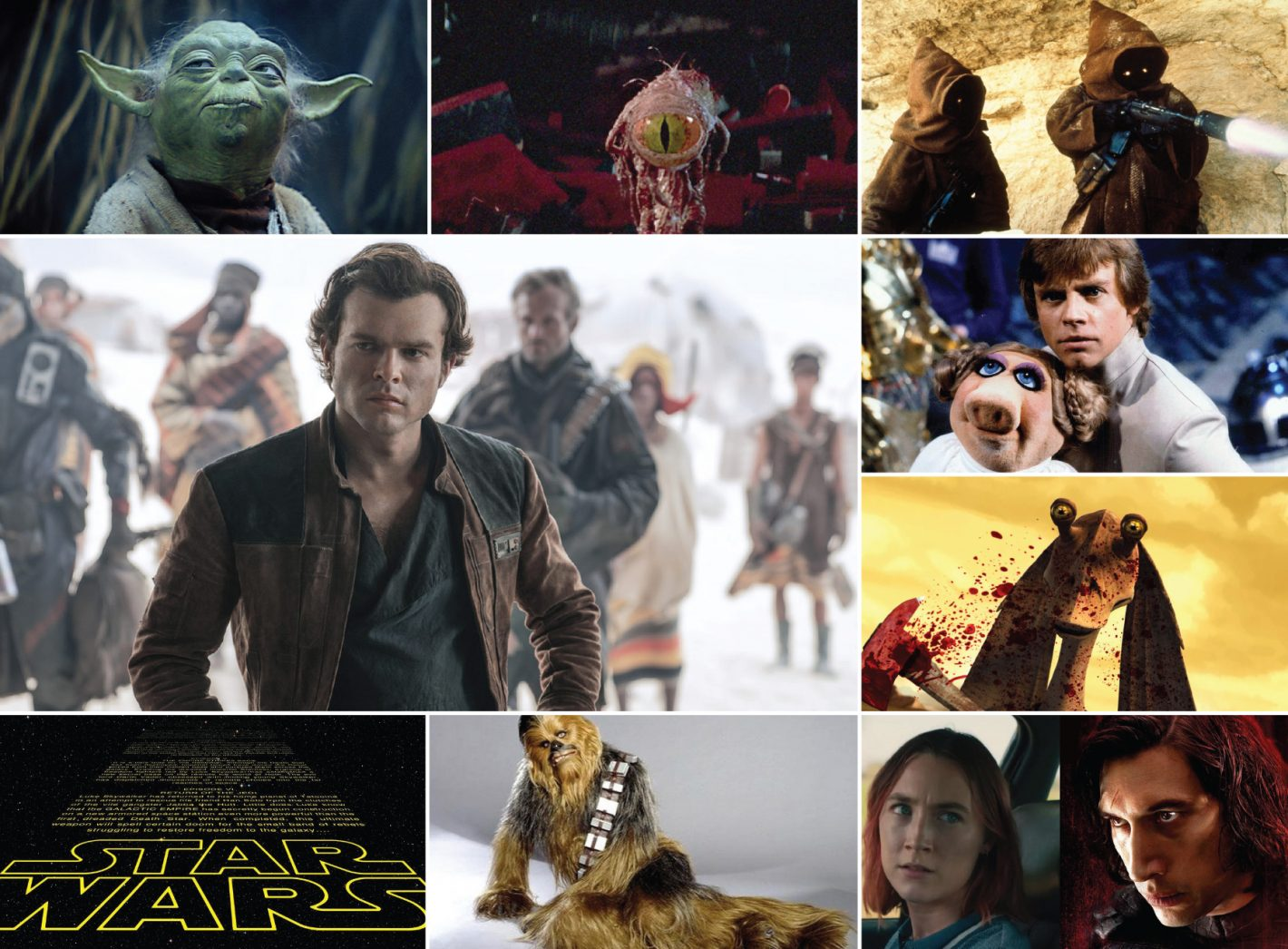 Solo Paves the Way for Better Star Wars Projects We'd Like to See