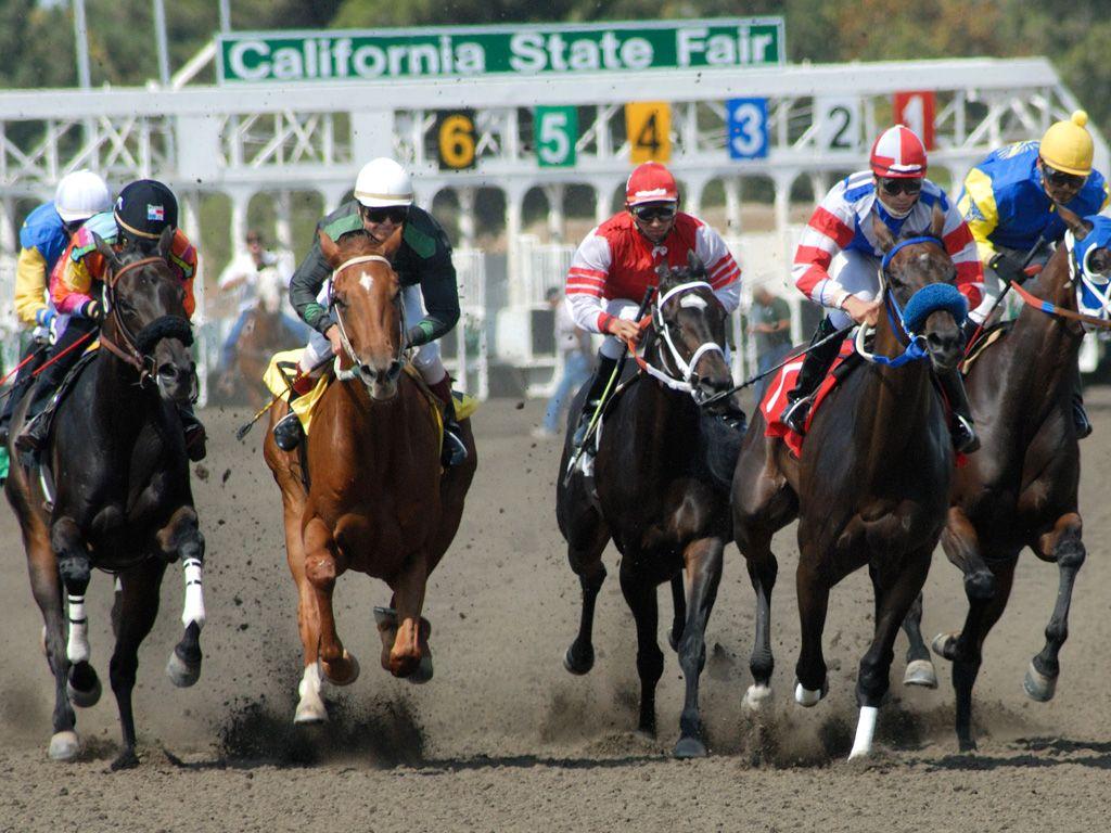 Thoroughbred Horse Racing Returns to California State Fair